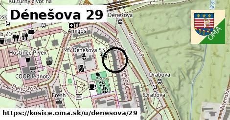 Dénešova 29, Košice