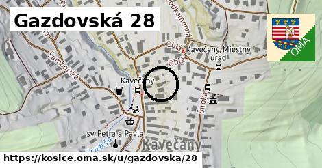 Gazdovská 28, Košice