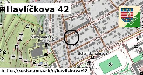 Havlíčkova 42, Košice