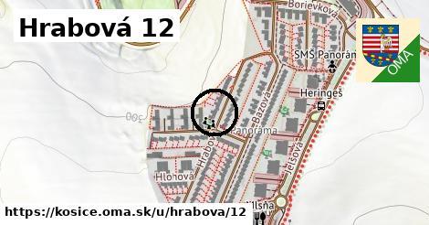 Hrabová 12, Košice