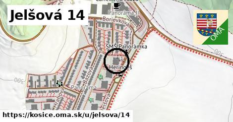 Jelšová 14, Košice