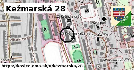 Kežmarská 28, Košice