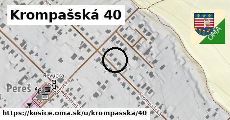 Krompašská 40, Košice