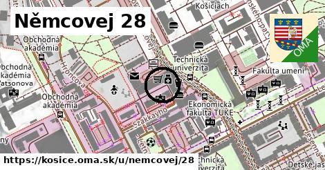 Němcovej 28, Košice