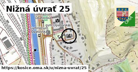 Nižná úvrať 25, Košice
