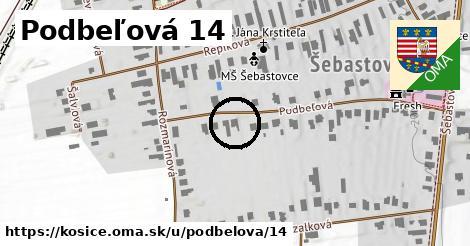 Podbeľová 14, Košice