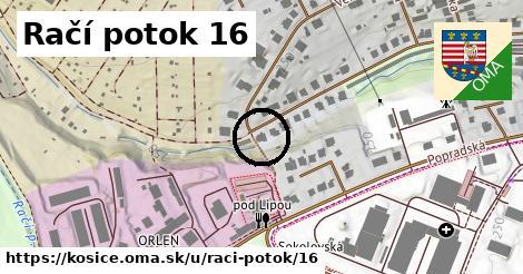 Račí potok 16, Košice