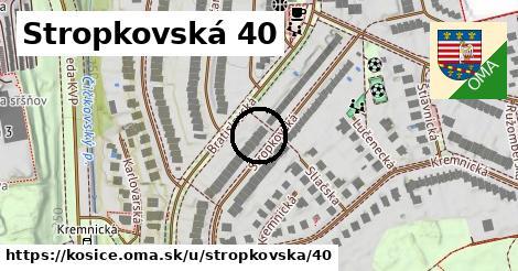 Stropkovská 40, Košice
