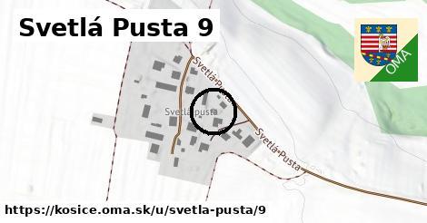 Svetlá Pusta 9, Košice