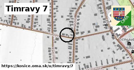 Timravy 7, Košice