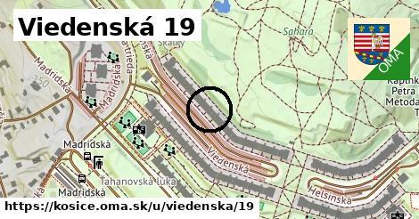 Viedenská 19, Košice