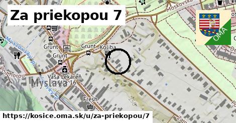 Za priekopou 7, Košice