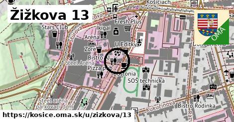 Žižkova 13, Košice