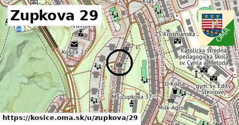 Zupkova 29, Košice