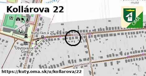 Kollárova 22, Kúty