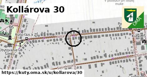 Kollárova 30, Kúty