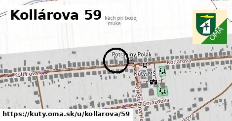 Kollárova 59, Kúty