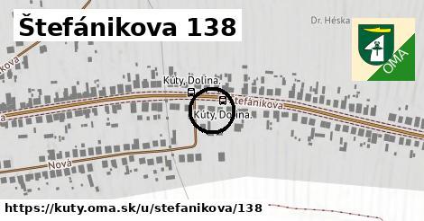 Štefánikova 138, Kúty