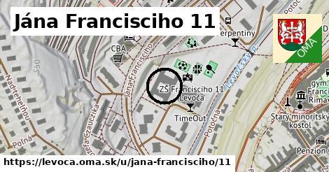 Jána Francisciho 11, Levoča