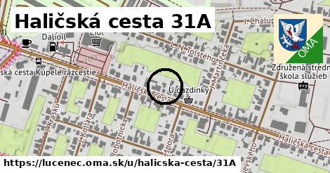 Haličská cesta 31A, Lučenec