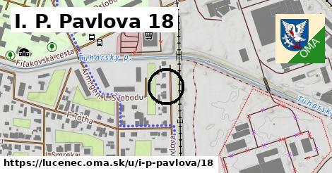 I. P. Pavlova 18, Lučenec