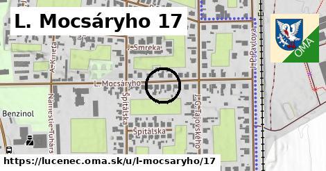 L. Mocsáryho 17, Lučenec