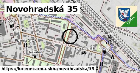 Novohradská 35, Lučenec