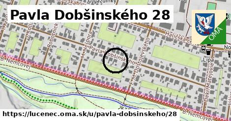 Pavla Dobšinského 28, Lučenec