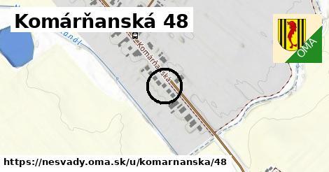 Komárňanská 48, Nesvady