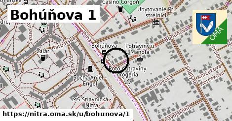 Bohúňova 1, Nitra