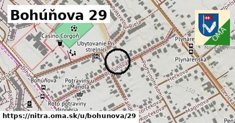 Bohúňova 29, Nitra