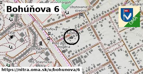 Bohúňova 6, Nitra