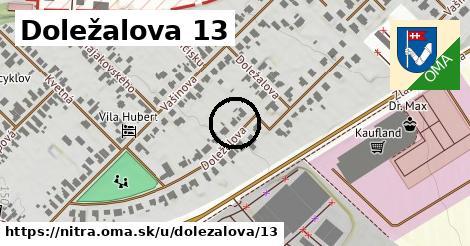 Doležalova 13, Nitra