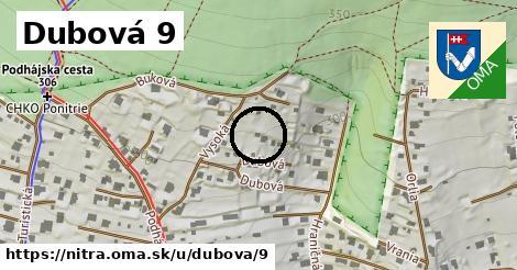 Dubová 9, Nitra