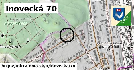 Inovecká 70, Nitra