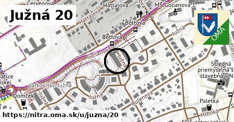Južná 20, Nitra