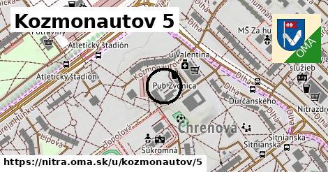 Kozmonautov 5, Nitra
