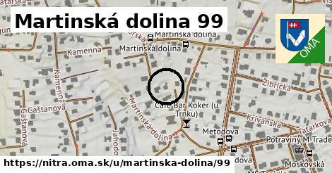 Martinská dolina 99, Nitra