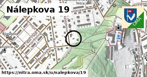 Nálepkova 19, Nitra