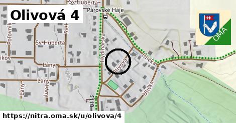 Olivová 4, Nitra