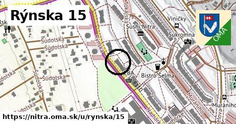 Rýnska 15, Nitra