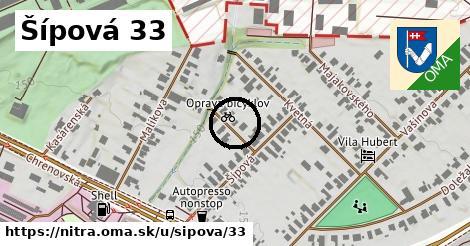 Šípová 33, Nitra