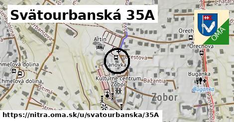 Svätourbanská 35A, Nitra