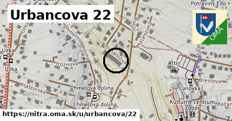 Urbancova 22, Nitra