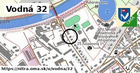 Vodná 32, Nitra