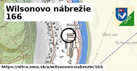 Wilsonovo nábrežie 166, Nitra