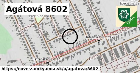 Agátová 8602, Nové Zámky