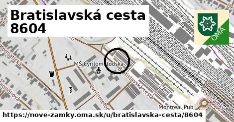 Bratislavská cesta 8604, Nové Zámky