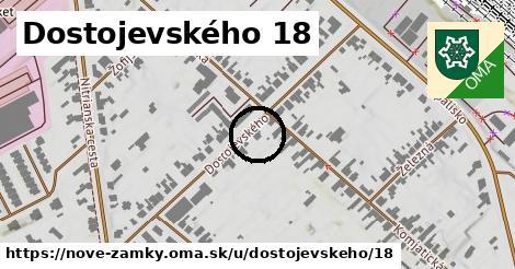 Dostojevského 18, Nové Zámky