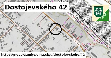 Dostojevského 42, Nové Zámky